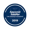 Law Society of Scotland Approved Supplier